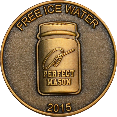 Custom-Coin_Free-Ice-Water_Solid_Front